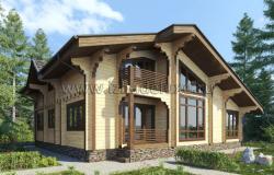 Проект дома «Сосновый берег»