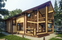 Проект дома «Весенняя сказка»