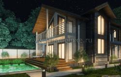 Проект дома «Косилия вайт»
