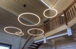 Обалденное освещение! Дизайн помещений, подбор мебели и осветительных приборов - Заказчица.