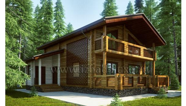 Проект дома «Созвездие-2»