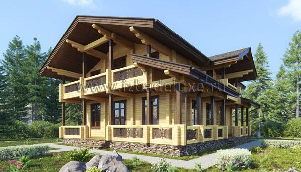 Проект дома «Алматы»