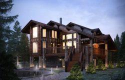 Проект двухэтажного дома АртОм