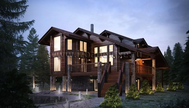 Проект дома «АртОм»