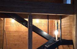 Очень красивый проект лестницы! :)