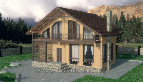 Проект дома «Оклэнд»