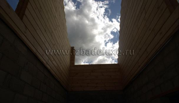 Зона лестницы.