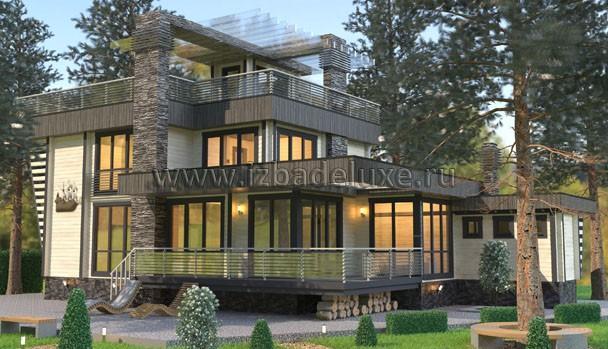 Проект дома «Клязьминский парк»
