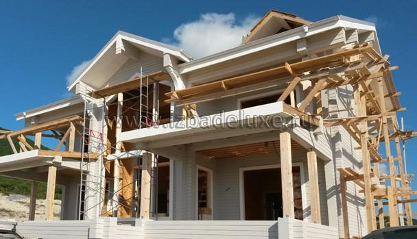 Это будет очень красивый дом!