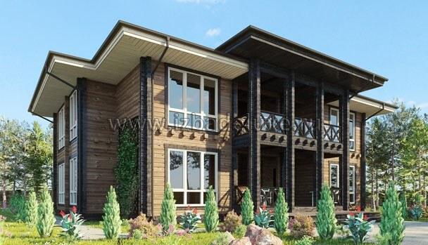 Проект мини-гостиницы «Южная»
