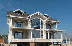 Окна - идея архитектора - дизайнера проекта Ксении Дуравиной.