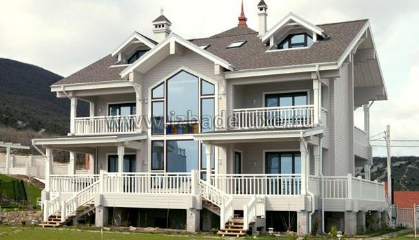 Строительство индивидуального жилого дома на горе Колдун.