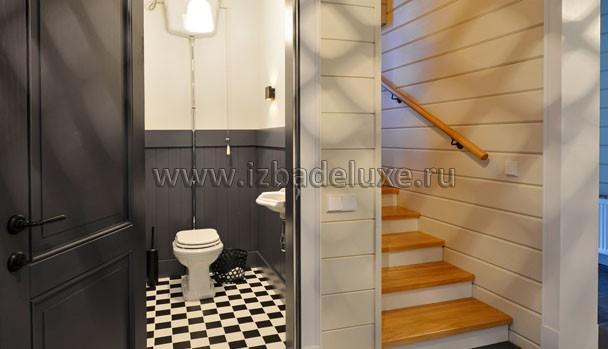 Туалетная комната. Рука дизайнера. :)