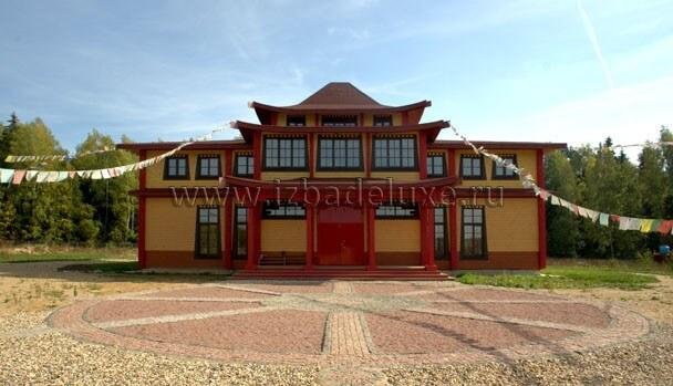 Строительство Центра Тибетской культуры и медитации «Тубтен Линг»