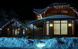 Подсветка украшает любой дом!:)