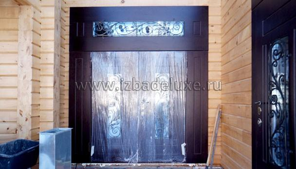 Дверь... Очень красиво.