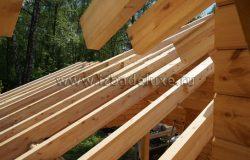 Стропила длиной до 12 метров, ендовые - 12 метров.