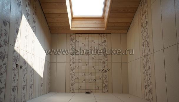 Ванная комната. Итальянская плитка.
