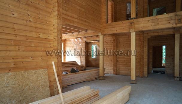 Большие пространства - дом 1 200 кв.м.