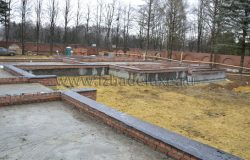 Объем по бетону составил почти 300 м3