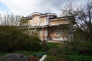 Дом из клееного бруса Новоселки