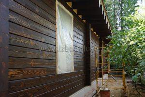 технология браширования деревянных конструкций