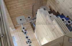 Основание под лестницу. Смелые могут уже использовать. :)