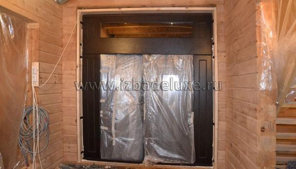 Пришли итальянские двери.... Какая же красота...