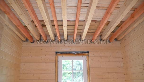 Двойной потолок. Знаете зачем? :)