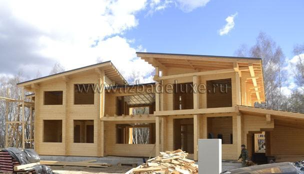 Еще один дом по похожему проекту начинаем строить в Санкт-Петербурге.