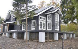 Дом взял премию как самый красивый АРХОБЪЕКТ России в 2014 году.