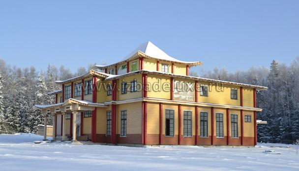 Красивое здание :)