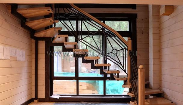 Вот такая лестница! Очень интересный архитектурный проект.