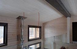 Остекление балконов. Дизайн внутренних помещений - выполнен Заказчицей! Очень красиво получается!