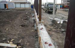 Строительство ведется в Краснодаре.