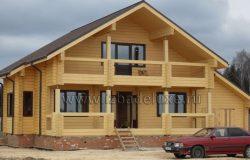 Проект дома «Дарья»
