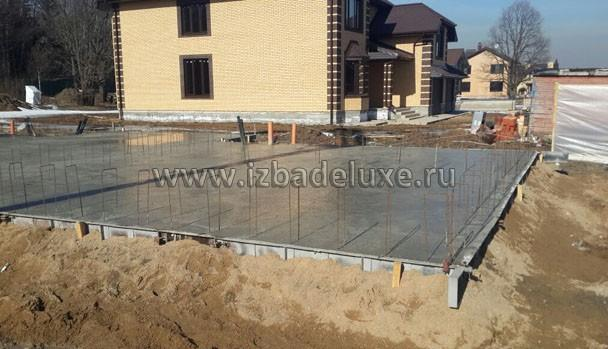 Строительство ведется в Нарофоминском районе.