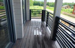 Дожди по новым балконам :)