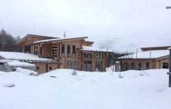 Красивые фасады! В ближайщие дни заканчиваем монтаж оконных блоков.