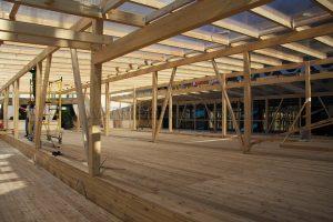 Деревянные несущие конструкции