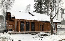 В Питере - снежно :)