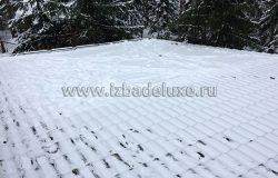 """Снежок опять """"спрятал"""" брасс :)"""