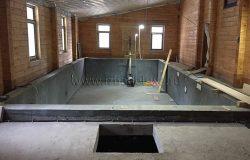 Вот такой бассейн.