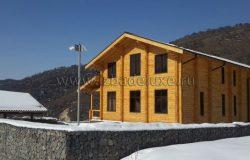 Ух красивый будет дом. :)