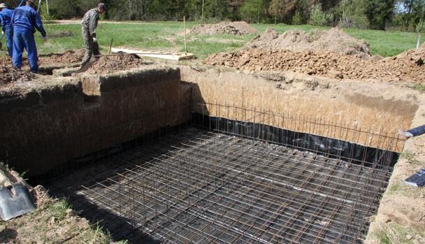 Готовы к приемке бетона.