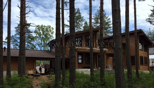 Один из самых популярных проектов, если смотреть статистику посещений на сайте. Очень красивый дом и хорошая планировка.