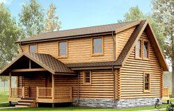 Проект загородного дома «Арбор Ридж»