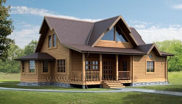 Проект дома «Бэй Ридж»