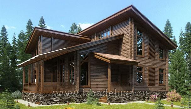 Проект дома «Сахалин»