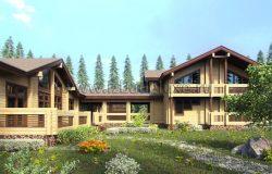 Проект резиденции «Ярисс»